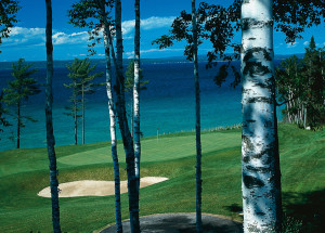 The greater Petoskey area boasts several world class golf courses.